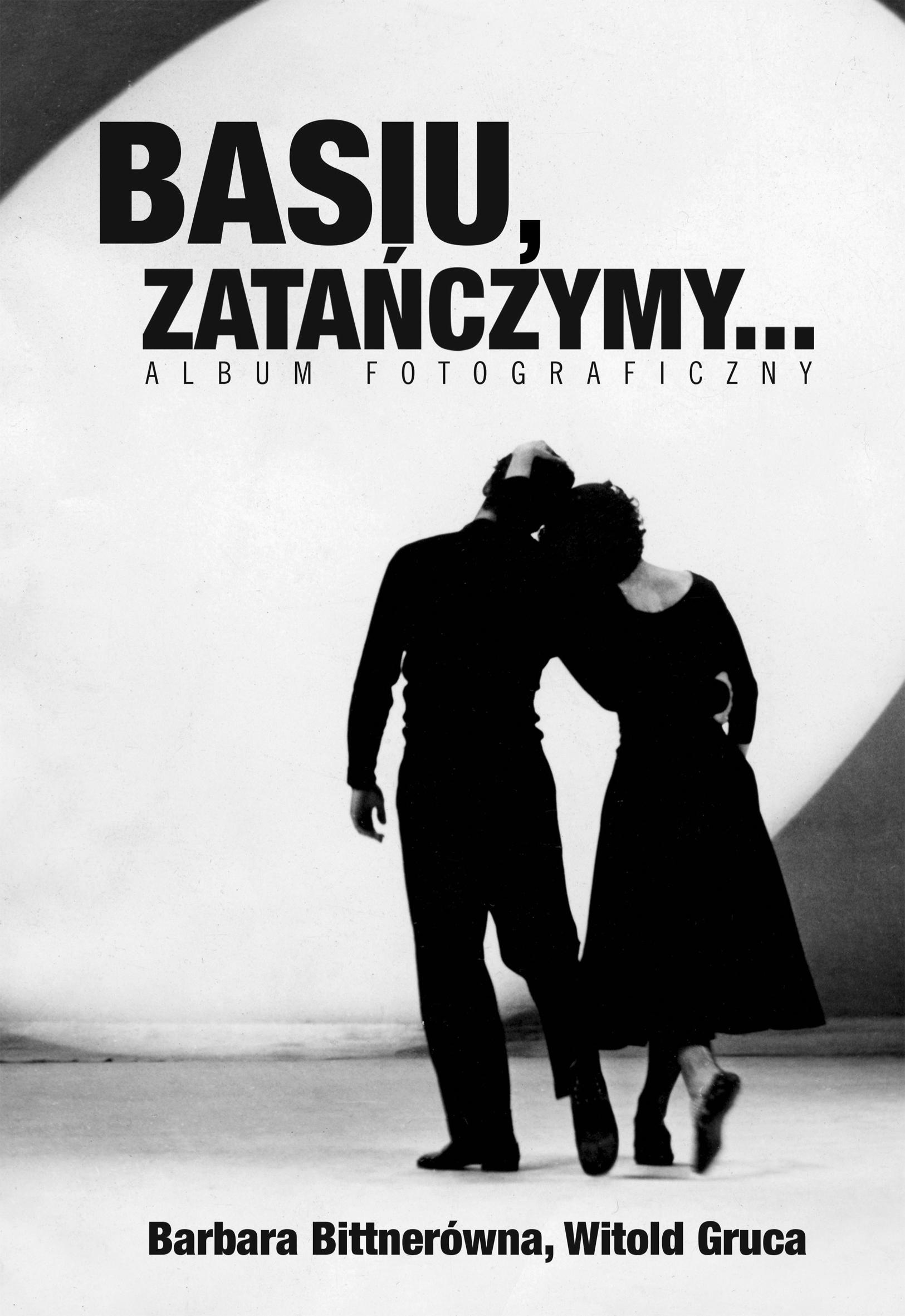 2019- Basiu Zatańczymy- Album, okładka