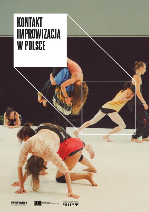 2019- Kontakt Improwizacja w Polsce- okładka